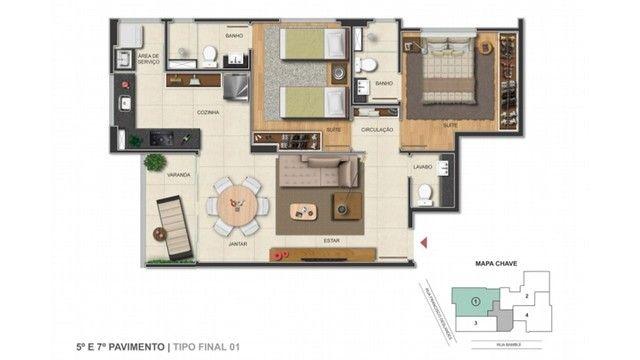 Apartamento à venda, 2 quartos, 2 vagas, Anchieta - Belo Horizonte/MG - Foto 10