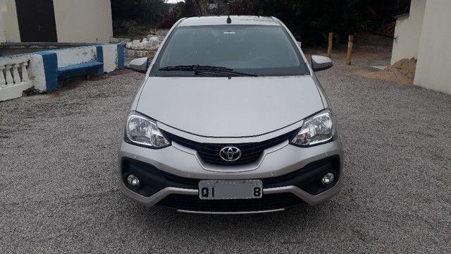 Toyota Etios Sedan XLS automático - Foto 5