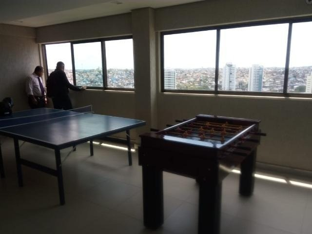 RB 086 Encantador apartamento em Casa Amarela com 2 quartos, 42m² - Edf. Studio Thaíza - Foto 18
