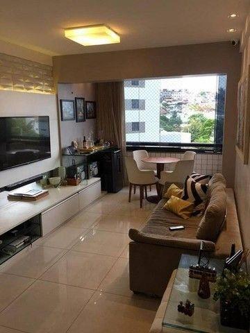 RB 079 Apartamento para venda possui 94 metros quadrados com 3 quartos em Casa Amarela - Foto 5