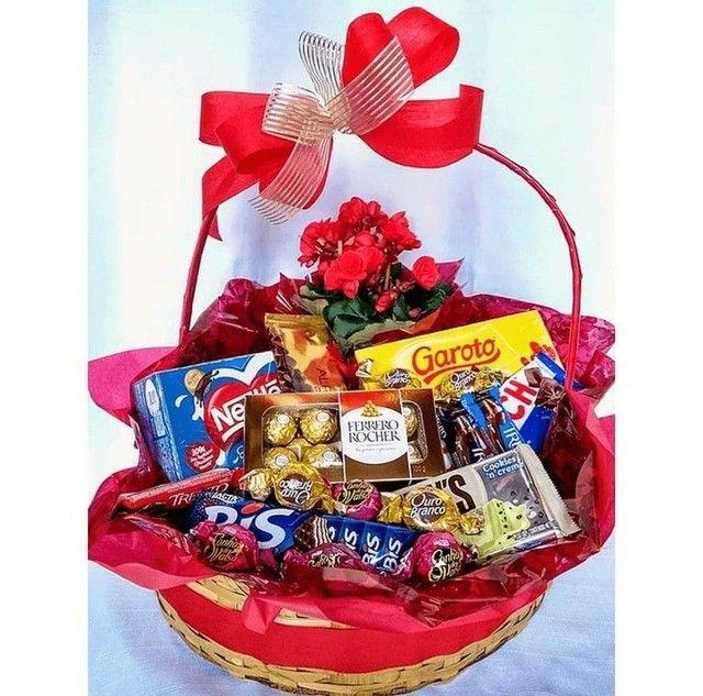 Surpreenda em especial / com cestas para presentear com amor e carinho *.  - Foto 2
