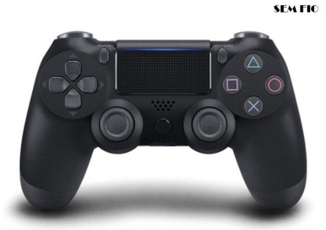 Controle Sem Fio Compatível Ps4 Playstation 4 Dualshock 4