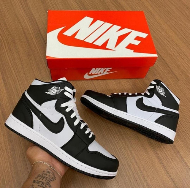 Tênis Nike Air Jordan 1 $200,00 - Foto 6