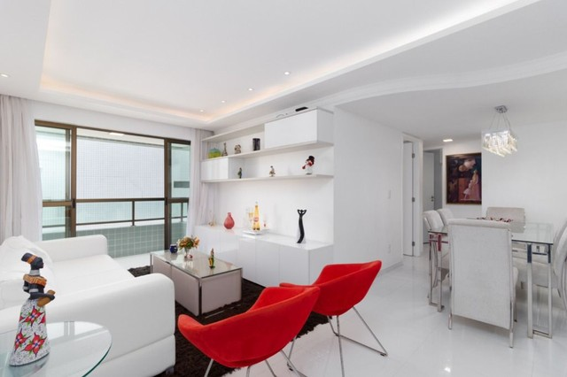Apartamento com 3 quartos à venda, 82 m² por R$ 799.999 - Pina - Recife/PE - Foto 2