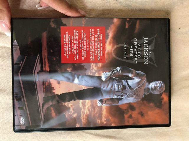 9 dvds originais Michael Jackson - Foto 4
