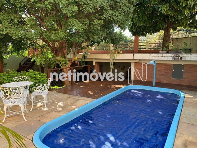 Casa à venda com 4 dormitórios em Itapoã, Belo horizonte cod:32960