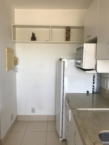 Apartamento Mobiliado (Studio) 1 Quarto - c/ Garagem - Próximo Parque Mãe Bonifácia - Foto 3