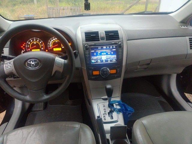 Vendo ou troco Corolla GLI 1.8 2011 - Foto 10