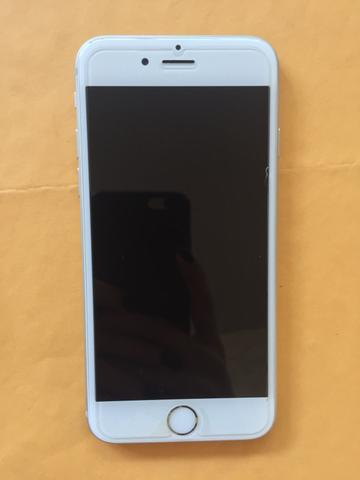 Iphone 6s silver 16GB anatel