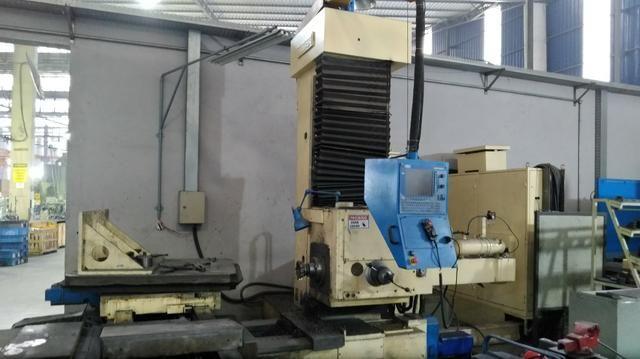 Mandrilhadora Wotan CNC - Fuso 120