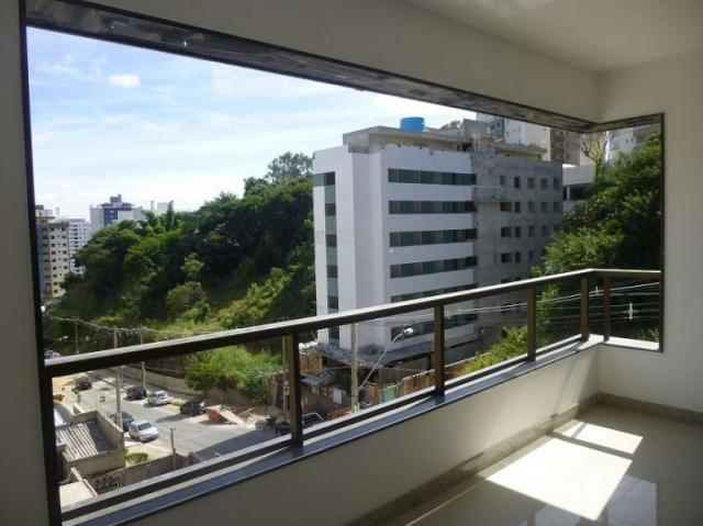 Otimo apartamento com 03 qtos suite 03 vagas elevador. - Foto 2
