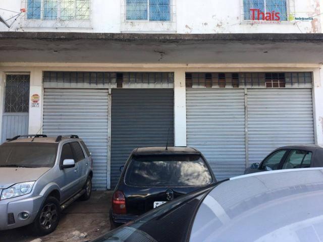 Loja com 01 banheiro à venda, taguatinga norte