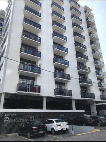 Apartamento 2/4 - 60m² - Petrópolis - Edifício Presidente Dutra