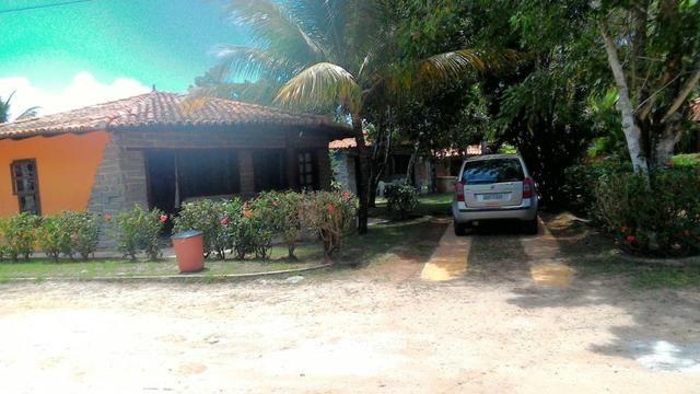 Bangalós para temporada em Praia de Guaratiba Prado Bahia 1 quarto - Foto 2