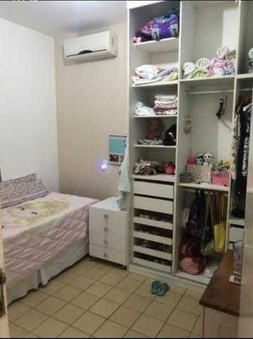 Apartamento 2/4 - 60m² - Petrópolis - Edifício Presidente Dutra - Foto 7