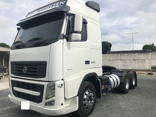 Volvo fh 520 globetrotter i-shift 6x4