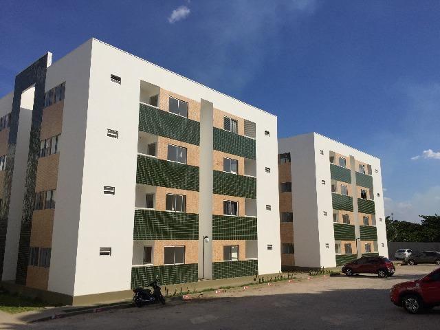 Apartamento novo Condomínio Solares Sul no bairro Crsito Rei - Tel. 9 9829 1012