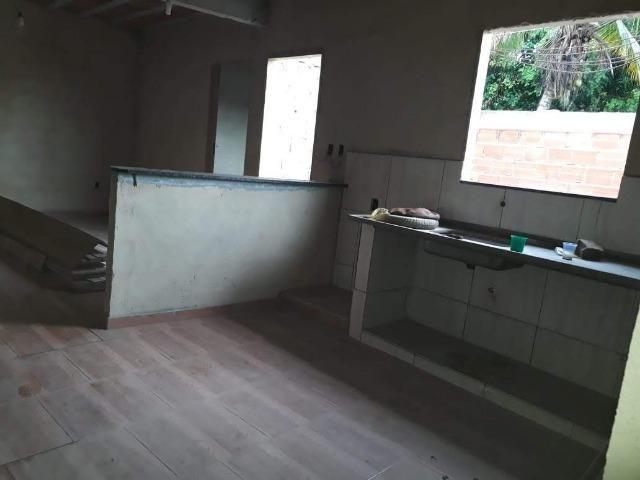 Maria Helena casa 1 quarto e garagem