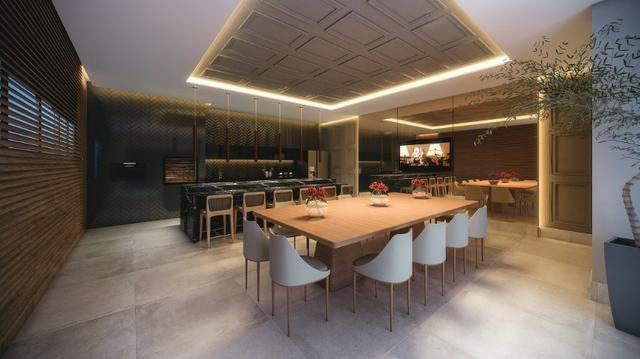 Res. Único Marista 135, Apartamento 150 m², 3 suítes, 2 vagas, Setor Marista, Goiânia - Go - Foto 9