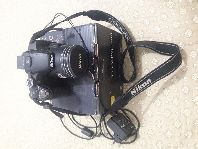Vendo camera nikon coolpix p 510 em otimo estado de conservaçao
