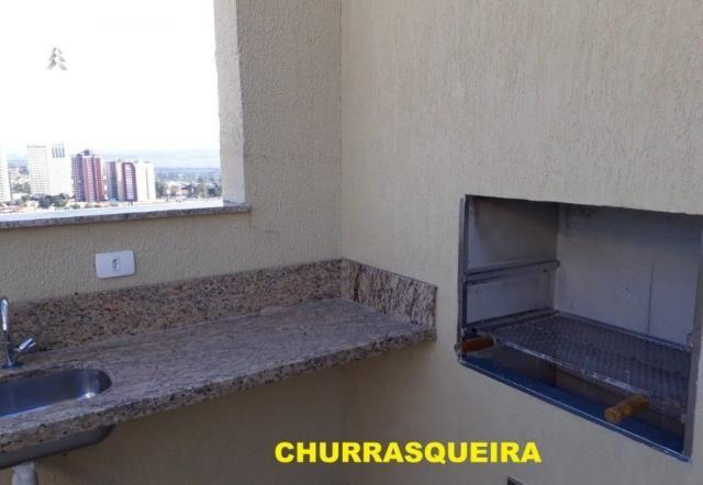 Apartamento à venda com 3 dormitórios em Vila ema, São josé dos campos cod:559 - Foto 4