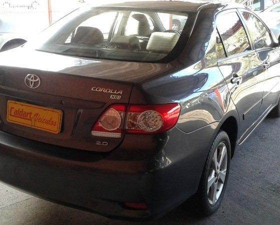 Toyota - Corola - XEI 2.0 FLEX - 2014 - Foto 3
