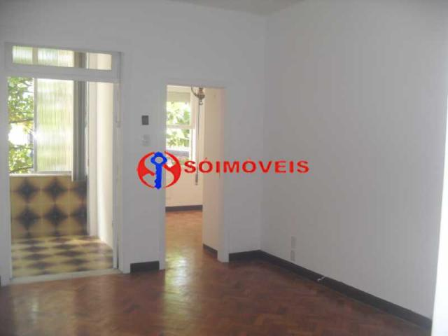 Apartamento para alugar com 1 dormitórios em Flamengo, Rio de janeiro cod:POAP10162