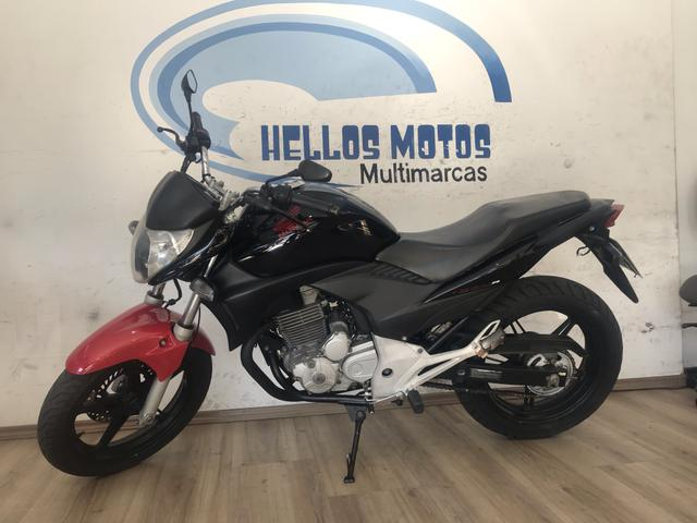 Honda cb 300 2011 aceito moto Fin 48 x aceito cartão até 12 x 1.6% ao mês - Foto 4