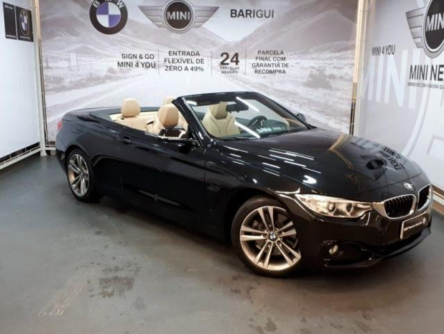 BMW 430I CABRIO LIMITED EDITION 2.0 TB Preto 2016/2017