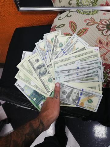 Carteira Dollar Euro