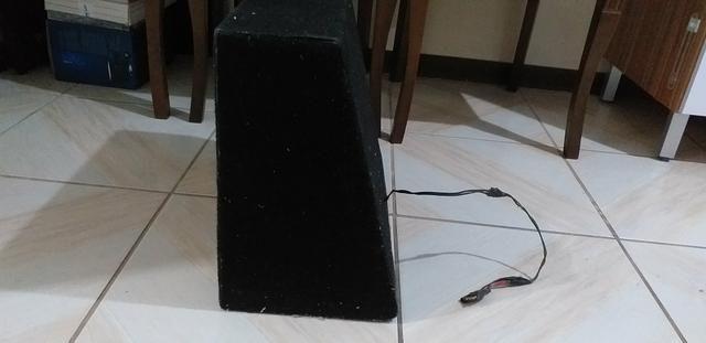 Caixa de som para veículo 12' para grave - Foto 2