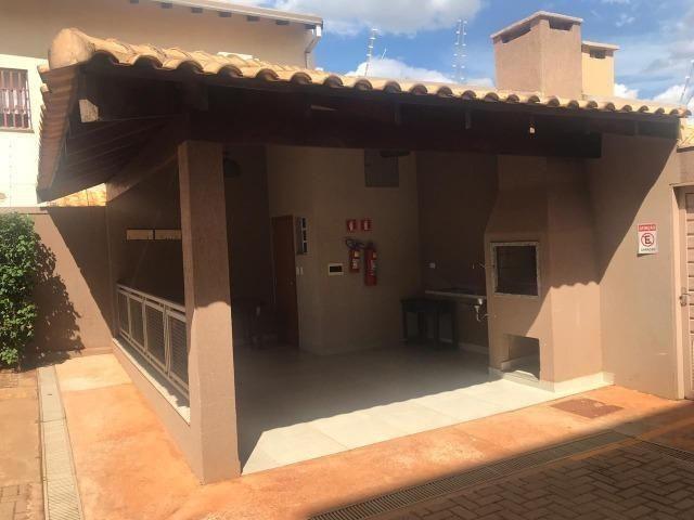 2 Quartos Todo Mobiliado Apartamento Condomínio Montalcino - Foto 12