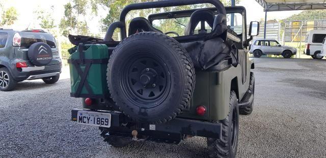 Jeep willys 1961 V6 original - Foto 8