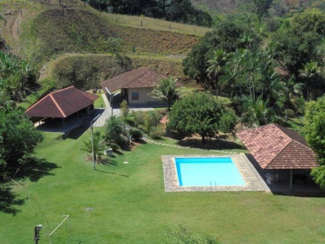 Sítio Guapimirim linda área verde -São Joaquim - Foto 2