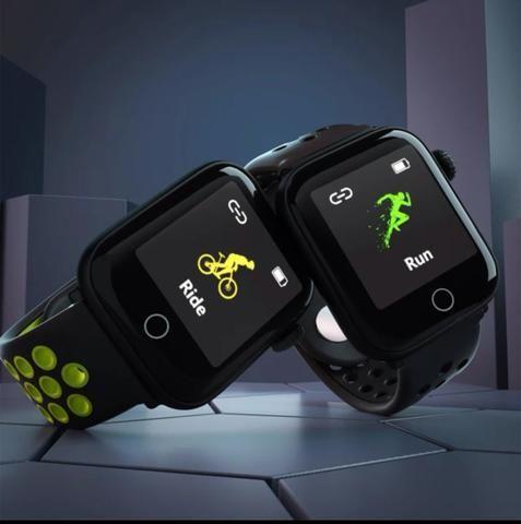 Smartwatch Pro Life À Prova D'água compatível Android e Iphone - Foto 2
