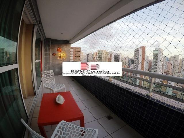 Apartamento por temporada na Praia de Iracema em Fortaleza-CE (Whatsapp) - Foto 9