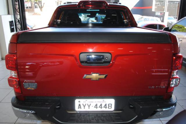 Chevrolet S10 2.8 CTDI High Country 4WD (Cabine Dupla) (Aut) - Foto 5