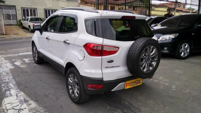 Ford EcoSport Freestyle 1.6 Flex GNV 2014 - Foto 12