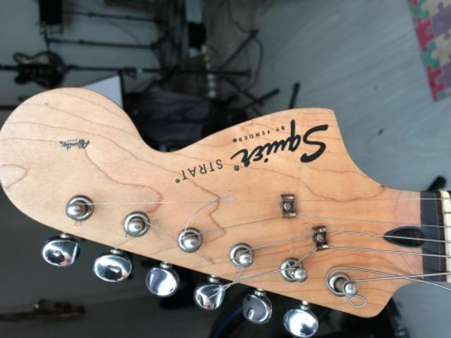 Guitarra Fender squier - Foto 3