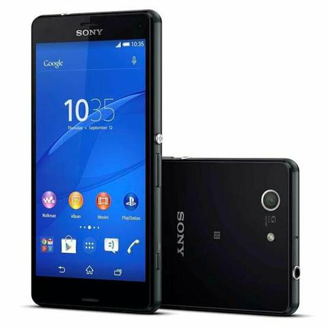 Smartphone Sony Xperian Z3 Compact