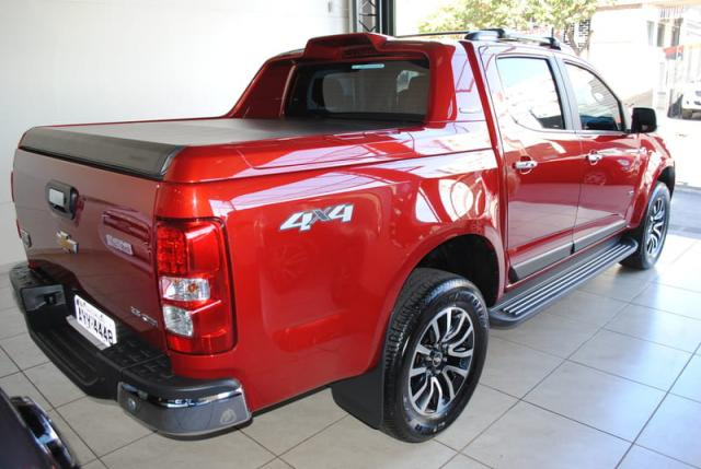 Chevrolet S10 2.8 CTDI High Country 4WD (Cabine Dupla) (Aut) - Foto 6