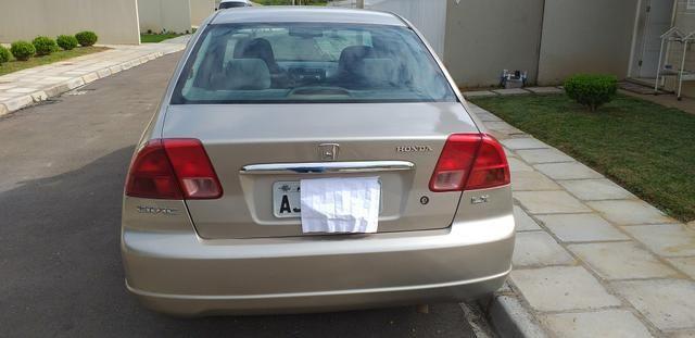Honda civic seda lx 1.7 - Foto 4
