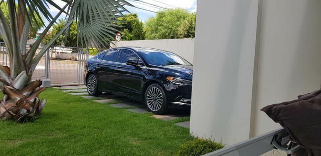 Ford Fusion Titanium 2.0 Gtdi Ecoboost AWD 2017 - Foto 3