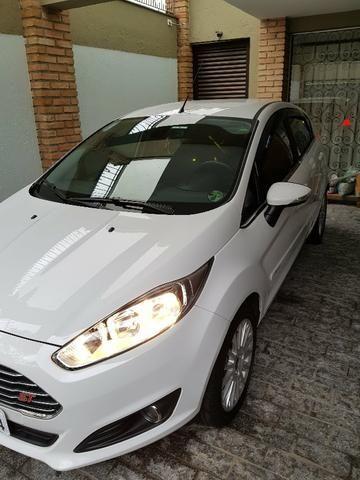 New Fiesta Titanium 1.0 Ecoboost