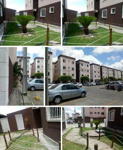 Vendo um Apartamento de 2/4 1 banheiro social, no Solar Sim - Foto 3