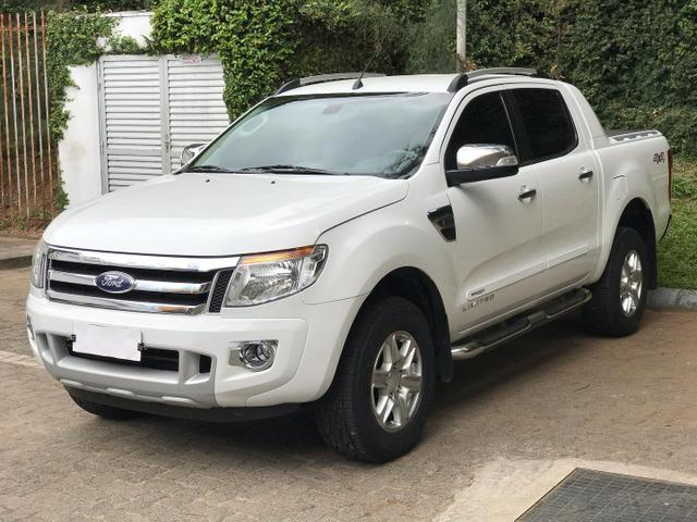 Ford ranger limited 3.2 4x4 diesel 2014 - Foto 2