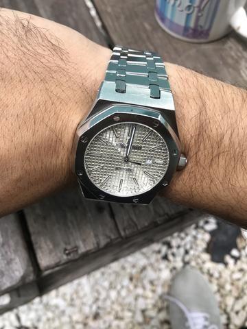Relógio Aldemars piguet - Foto 4