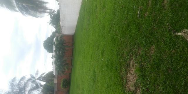 Terreno bairro chico mendes murado lado direito frente e fundo - Foto 2
