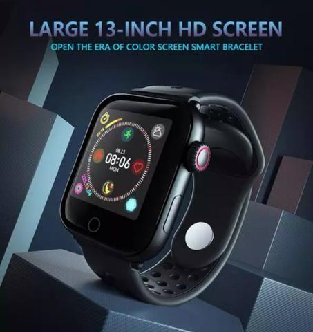 Smartwatch Pro Life À Prova D'água compatível Android e Iphone - Foto 5