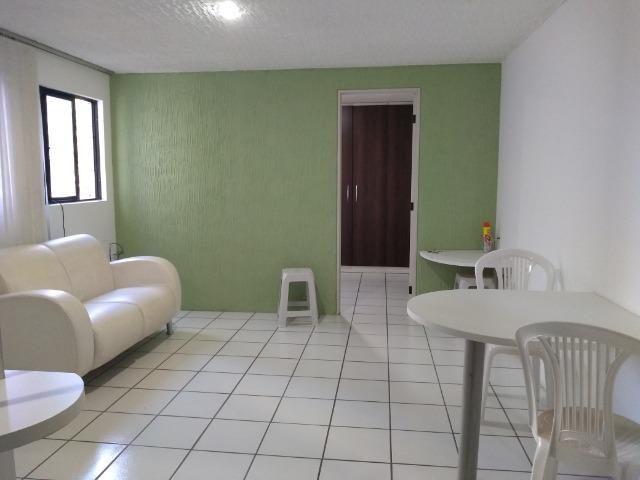 Apto 01 quarto mobiliado Resd. Stúdio Vitória Universitário - Foto 2